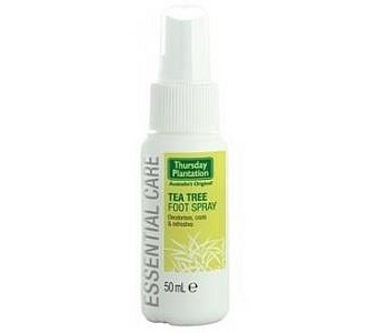 TP Tea Tree Foot Spray 50ml