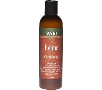Wild Henna Hair Conditioner 250ml