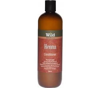 Wild Henna Hair Conditioner 500ml