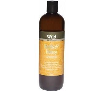 Wild Herbs & Honey Hair Shampoo 500ml