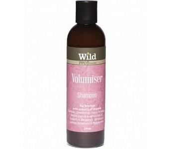 Wild Volumiser Hair Shampoo 250ml