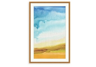 Bloomingdale's Artisan Collection Maize Fields Wall Art - 100% Exclusive