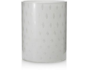 Labrazel Contessa White Wastebasket