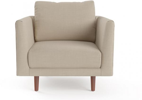 Christoph Armchair French Beige