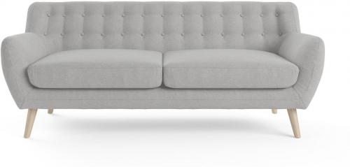 Shelly 3 Seater Sofa Storm Grey