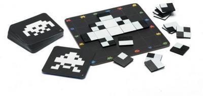Djeco Pixel Tangram Game