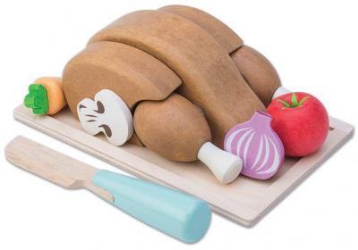 Le Toy Van Honeybake Chicken Sunday Roast