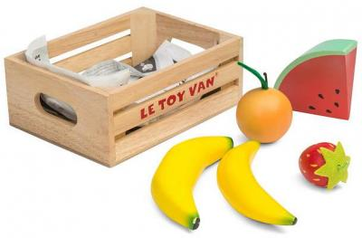 Le Toy Van Honeybake Smoothie Fruits Crate