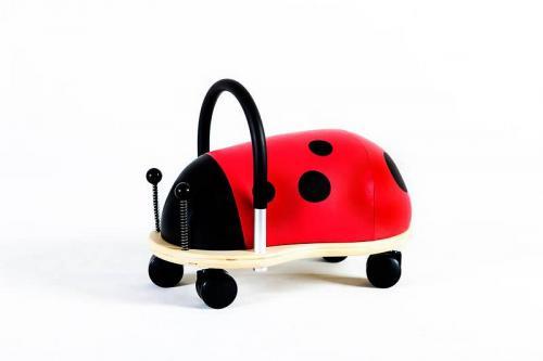 Wheely Bug Ride On Ladybug