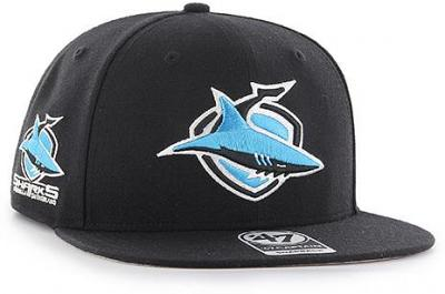 Cronulla Sharks Sure Shot 47 Captain Cap