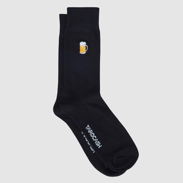 Tarocash Beer Jug Sock Black 1