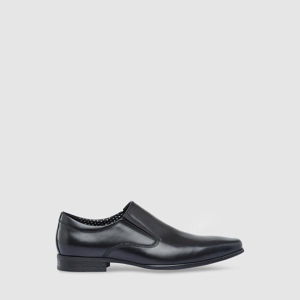 Tarocash Jonah Slip On Dress Shoe Black 9