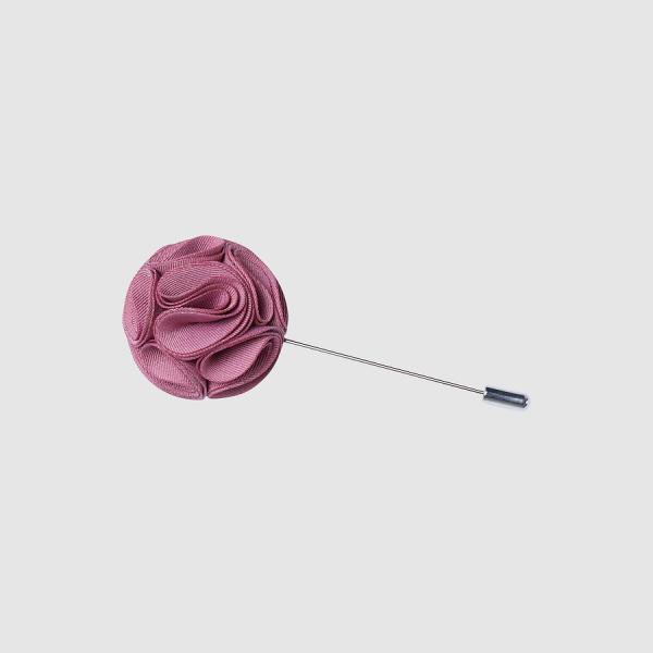 Tarocash Watson Flower Lapel Pin Musk 1
