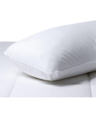 Adairs Comfort Comfort U Shape Pillow  - White