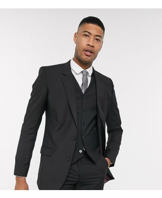 ASOS DESIGN Tall slim suit jacket in black