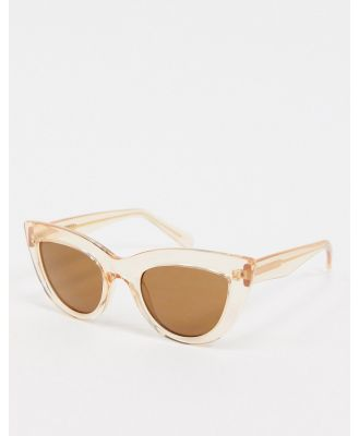 A.Kjaerbede cat eye sunglasses in clear