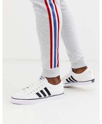 adidas Nizza sneakers in white