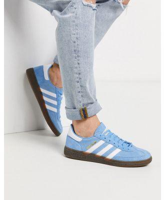 adidas Originals Handball Spezial sneakers in blue suede