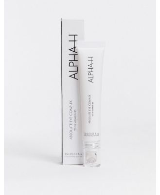 ALPHA-H Absolute Eye Serum with Hyaluronic Acid 15ml-No Colour
