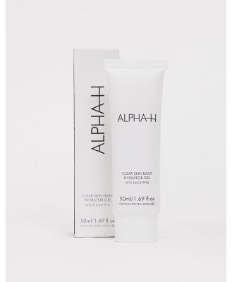 ALPHA-H Clear Skin Daily Hydrator Gel with 2.5% Niacinamide 50ml-No colour