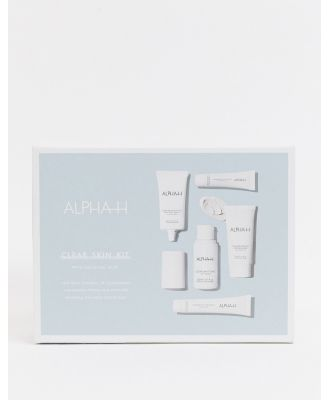 ALPHA-H Clear Skin Starter Kit with Salicylic Acid