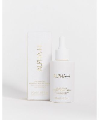 ALPHA-H Liquid Gold Midnight Reboot Serum 50ml-No colour