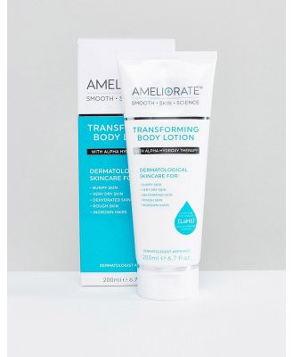 Ameliorate Transforming Body Lotion 200ml-No Colour