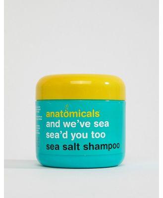 Anatomicals And We've Sea Sea'd You Too Sea Salt Shampoo-No Colour