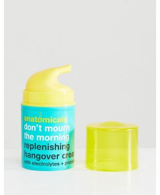 Anatomicals Don't Mourn the Morning Hangover Moisturiser 50ml-No Colour