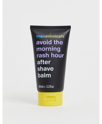 Manatomicals after shave balm 100ml-No Colour