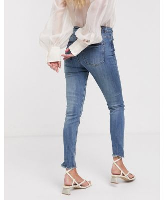 b. Young jeans-Blue