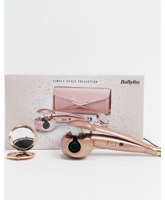BaByliss Curl Secret Rose Gold Gift Set-No colour