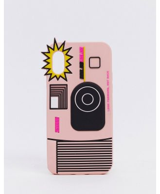 Ban Do silicone disposable camera X/XS iphone case-Multi