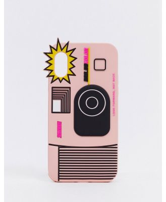 Ban Do silicone disposable camera XR iphone case-Multi