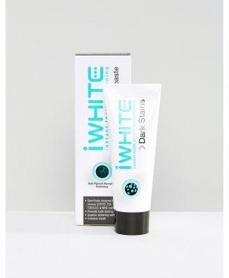 iWhite Instant Dark Stains Toothpaste 75ml-No Colour