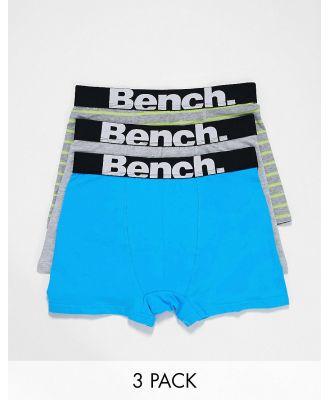 Bench 3 Pack Trunks-Multi