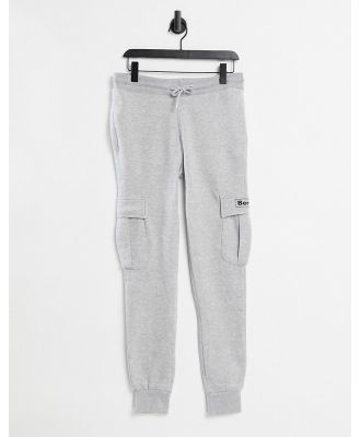 Bench logo utility trackies co-ord in grey