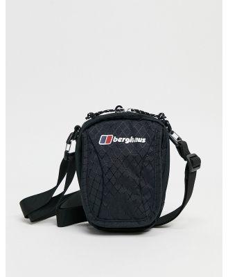 Berghaus Organiser small cross-body bag in black