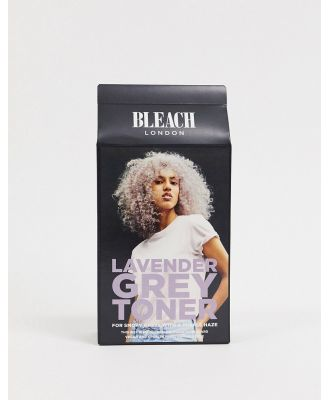 BLEACH LONDON Lavender Grey Toner Kit-No Colour
