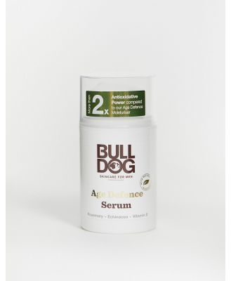 Bulldog Age Defence Serum 50ml-No Colour