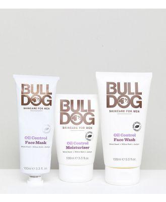 Bulldog ASOS Exclusive Oil Control Kit SAVE 24%-No Colour