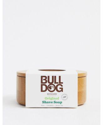 Bulldog Original Shave Soap & Bamboo Bowl 100g-No Colour