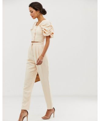 C/Meo Collective knowing you pant co-ord-Pink