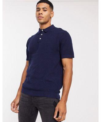 Celio polo shirt in navy