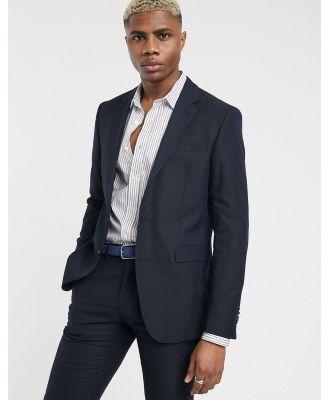Celio suit jacket in navy
