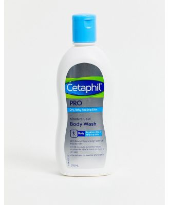 Cetaphil PRO Dry Itchy Sensitive Skin Hydrating Body Wash 295ml-No colour