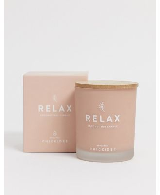 Chickidee Relax Candle-No Colour