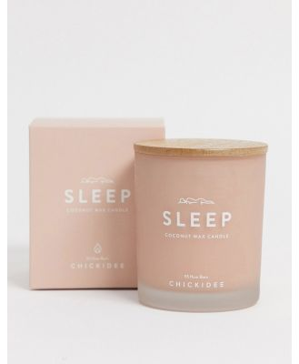 Chickidee Sleep Candle-No Colour