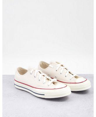 Converse Chuck '70 Ox Sneakers In Cream-White