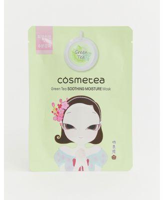 Cosmetea green tea soothing moisture sheet mask-No Colour